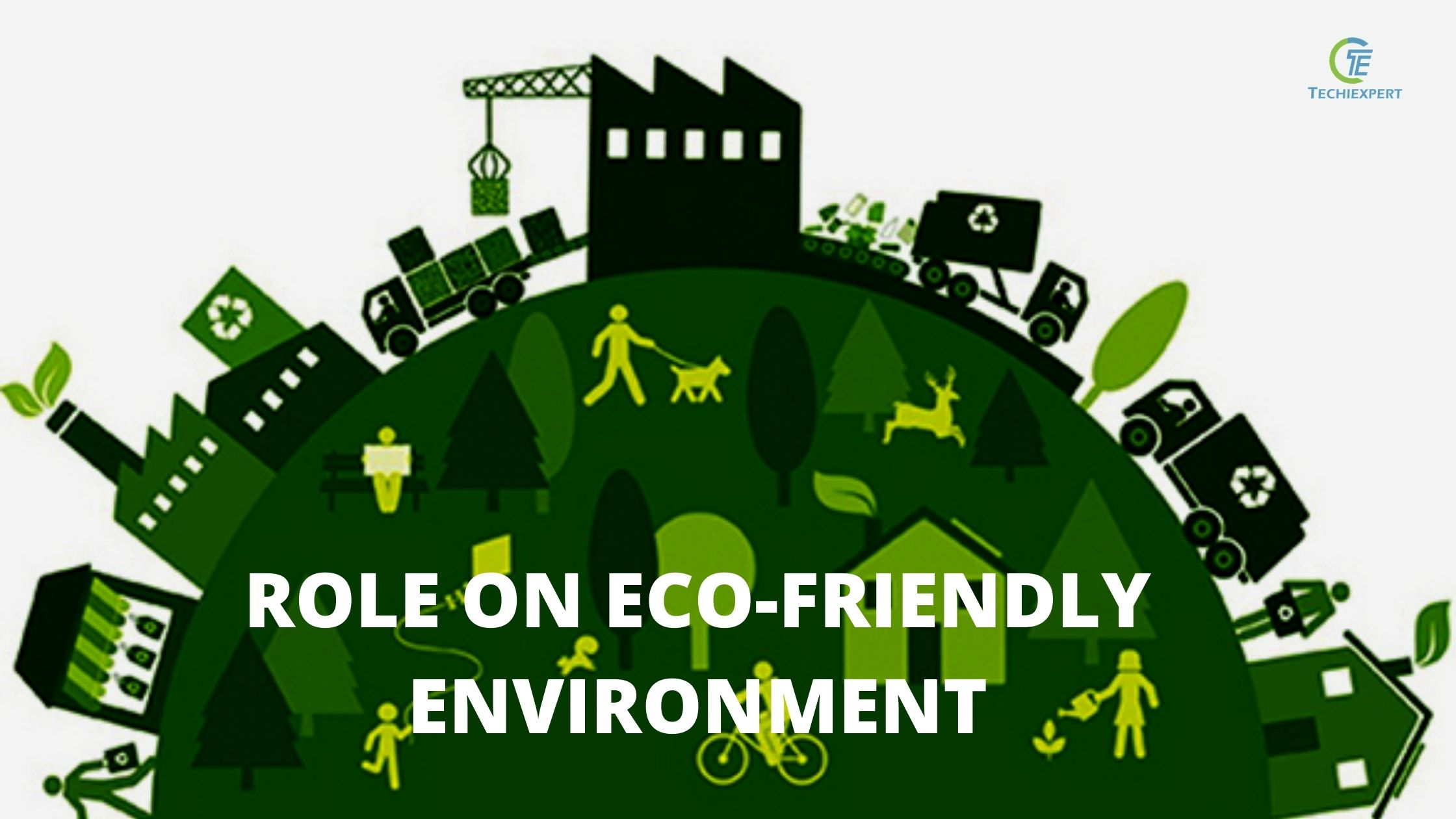 Role On Eco-friendly Environment