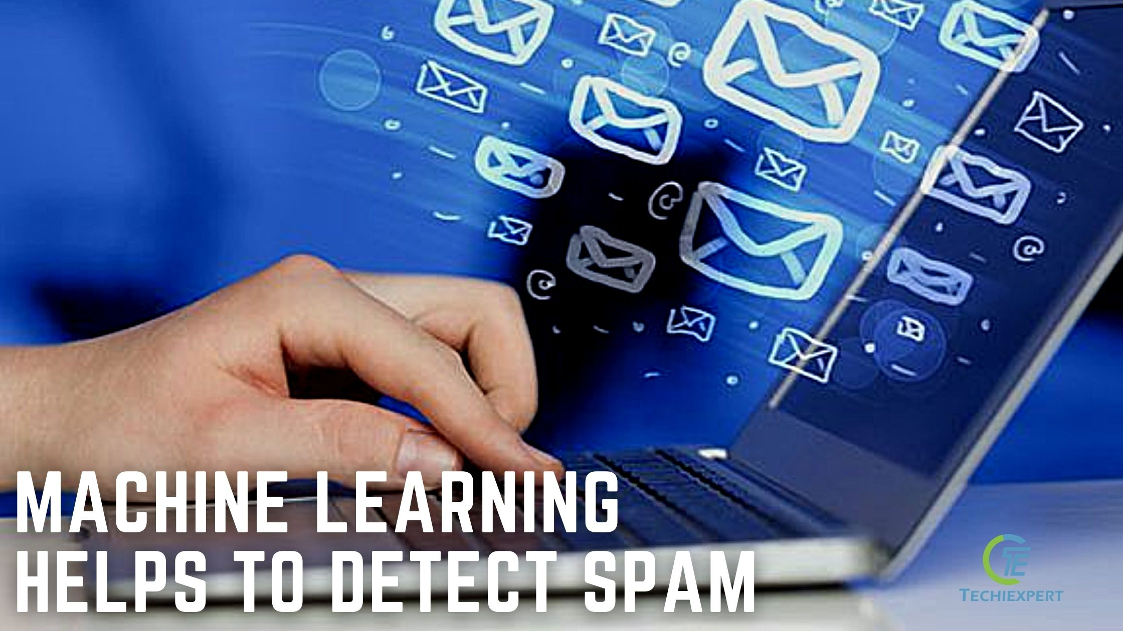 Spam detection and improving cyber security