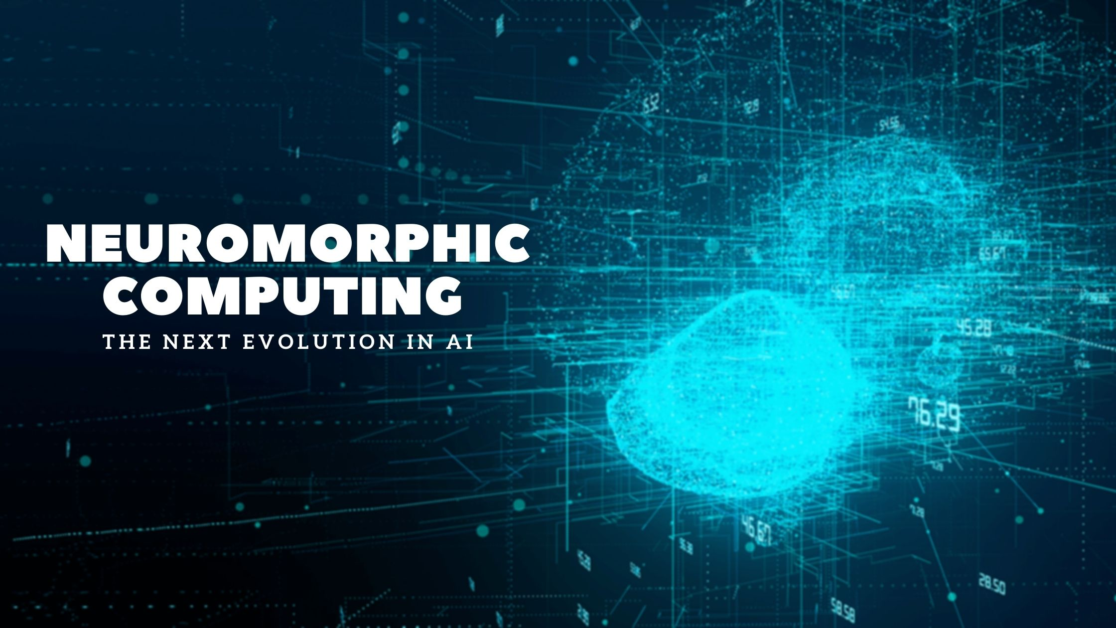 Neuromorphic computing could solve the tech industry's looming crisis