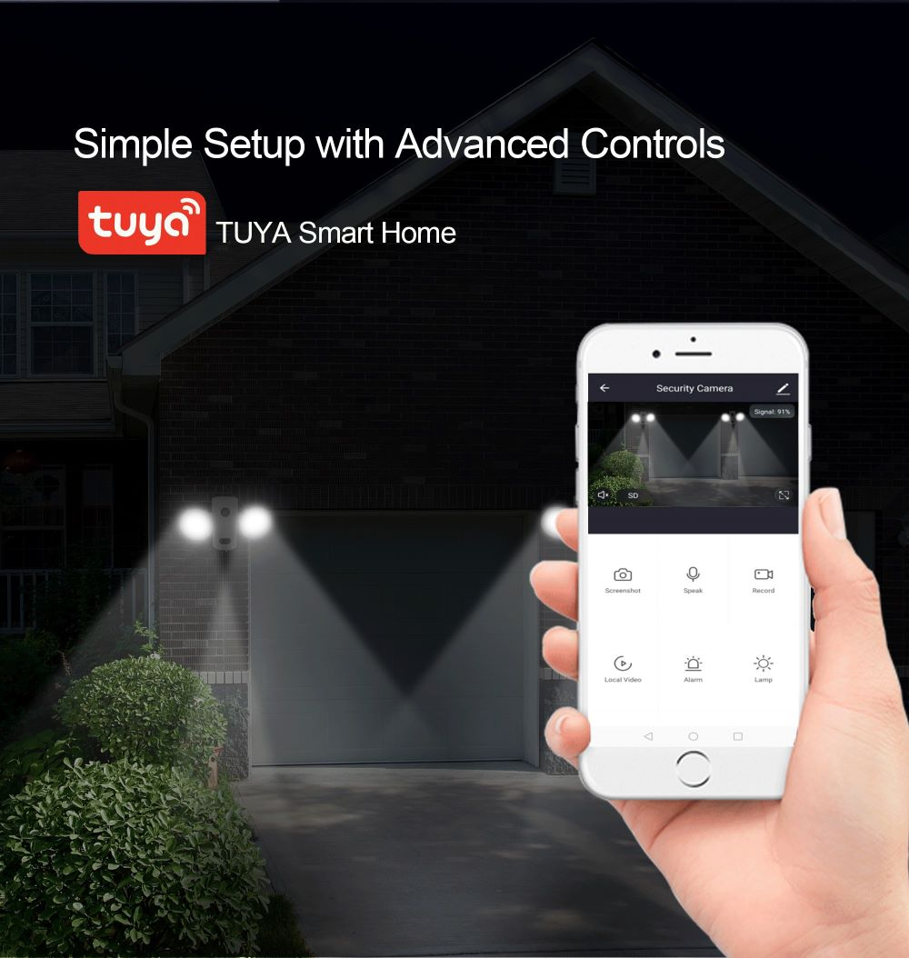 Why Do You Need Motion Sensor Light and Camera 3