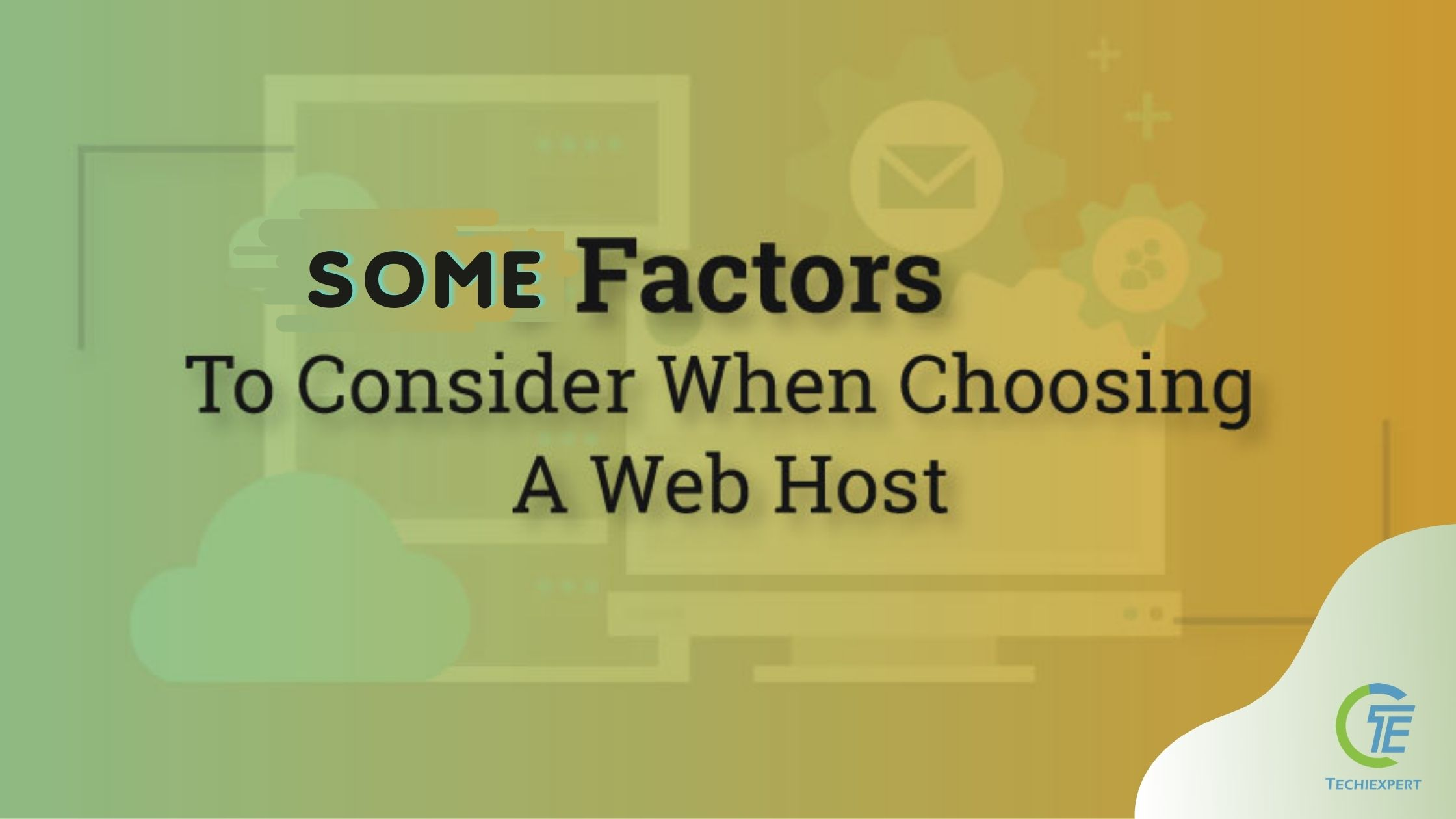 Some Important Factors to look into While Choosing your Hosting Server